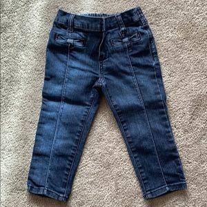 18mo girls OshKosh jeans